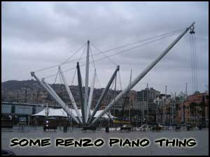Renzo Piano Thing Genova