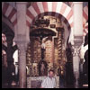 Todd in the mesquita in Cordoba.